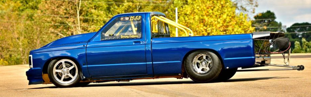 biggest tire on s10 - Chassis Suspension - S10Racer